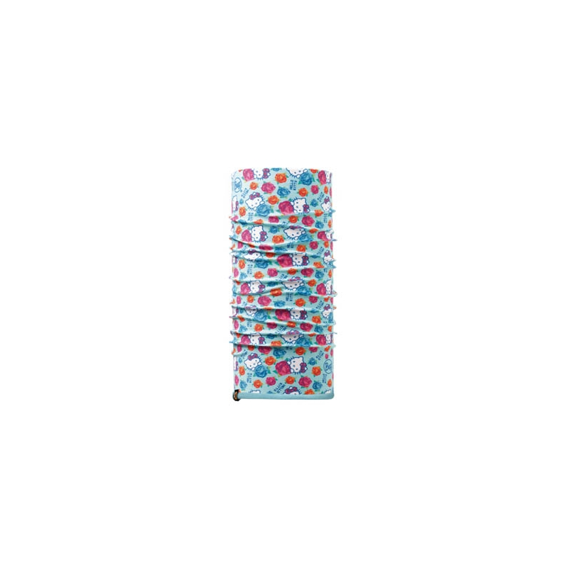 HELLO KITTY CHILD POLAR BUFF®ROSESTURQUOISE / BLUE CAPRI-TURQUOISE
