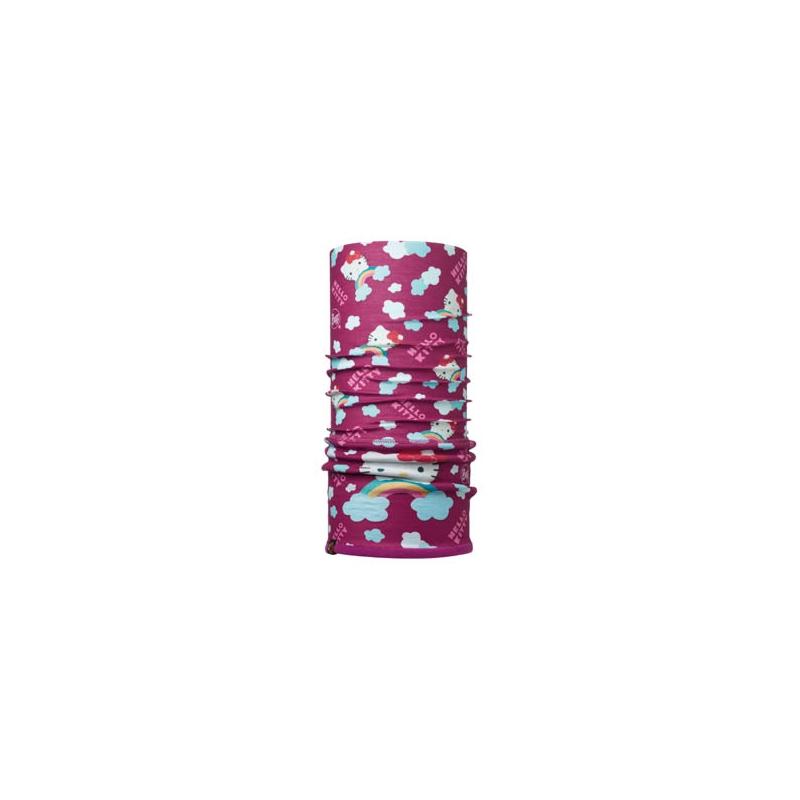 HELLO KITTY CHILD POLAR BUFF®RAINBOWPURPLE / MARDI GRAPE-PURPLE