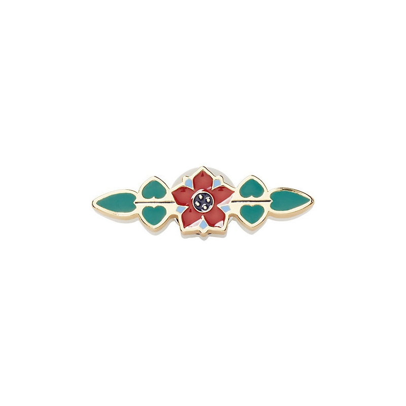 LIBERTY LONDON X FLORAL BROOCH