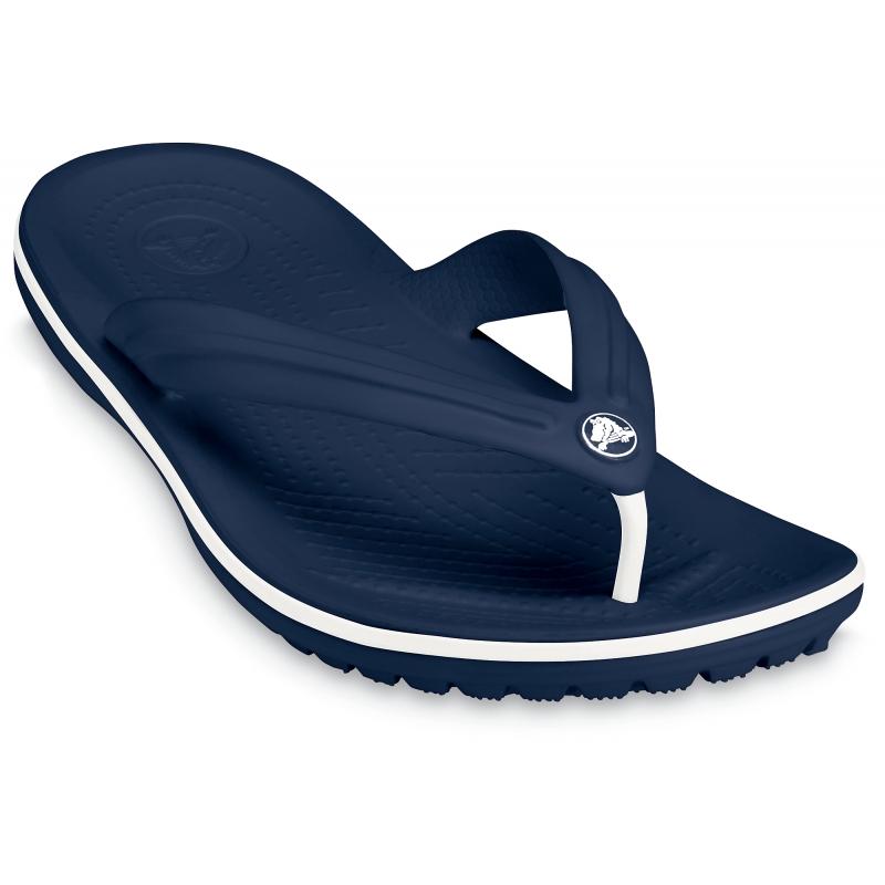 Crocband Flip Navy