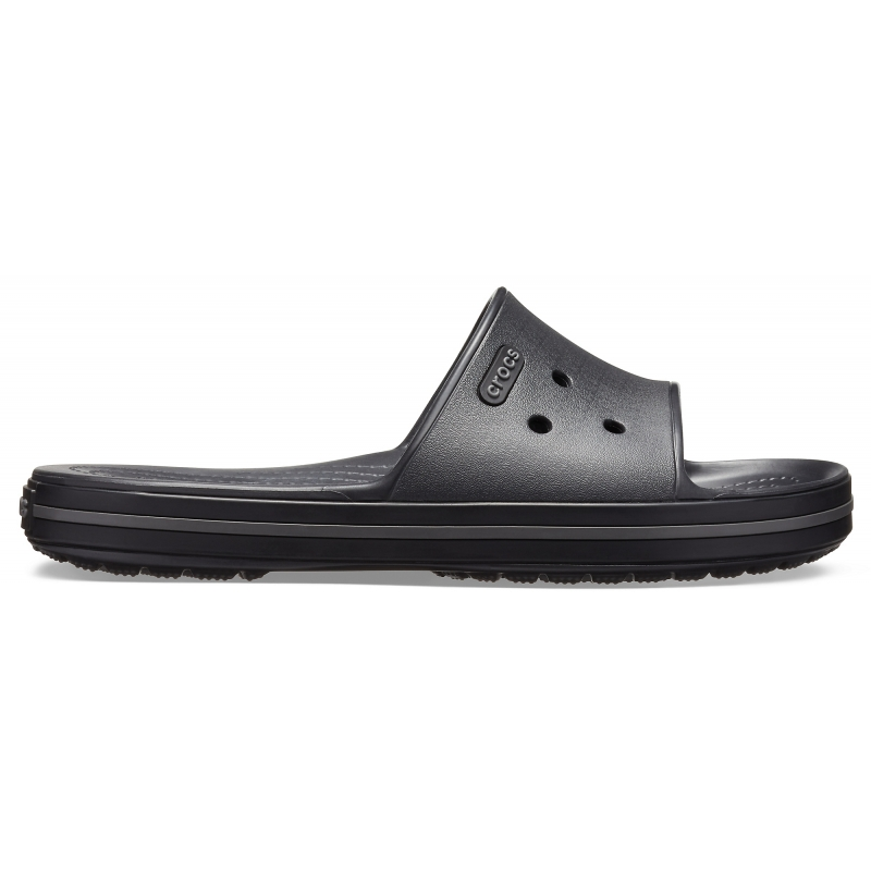 Crocband III Slide Black/Graphite