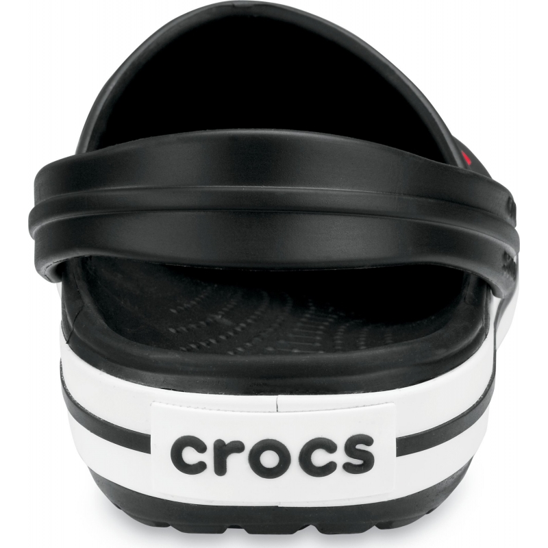 Crocband Clog Black