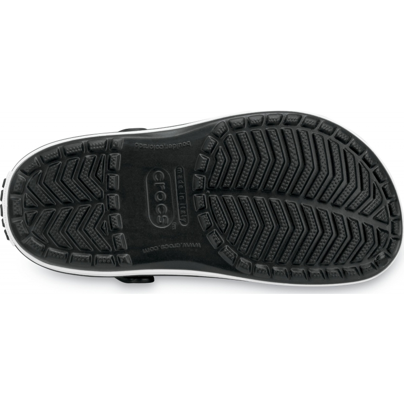 Crocband Clog Black