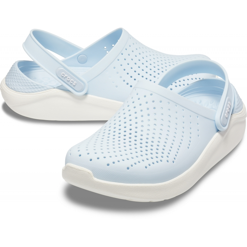 LiteRide Clog Mineral Blue/White