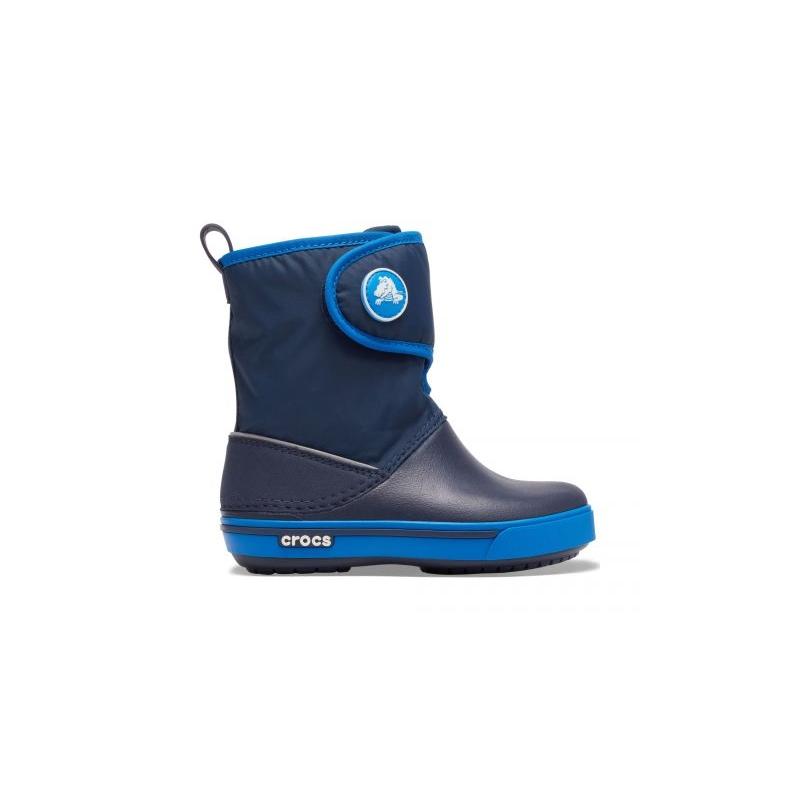 Crocband II.5 Gust Boot Navy / Bright Cobalt