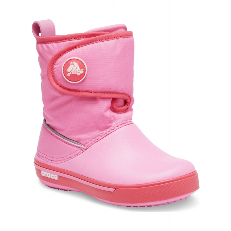 Crocband II.5 Gust Boot Pink Lemonade / Poppy