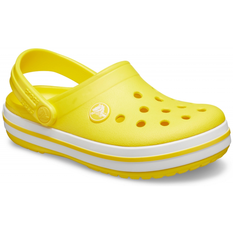Crocband Clog K Lemon
