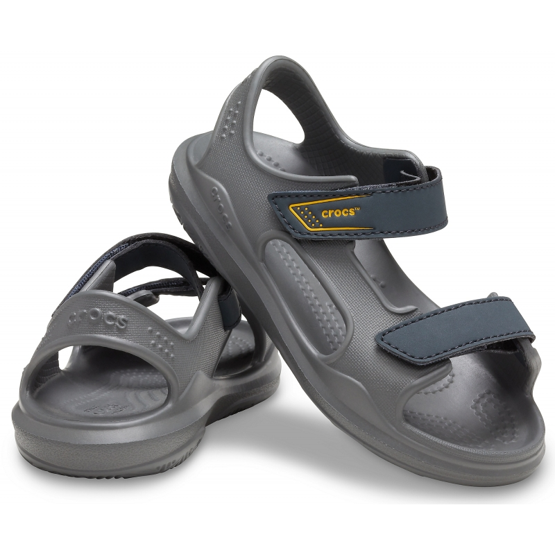 Swiftwater Expedition Sandal Kids, Slate Grey/Charcoal