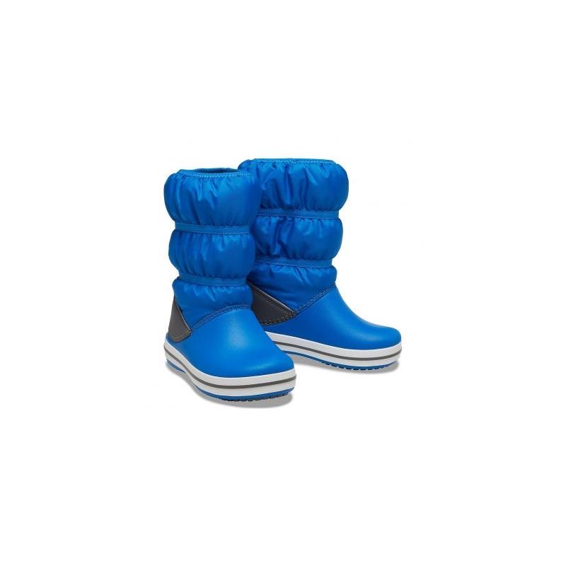Crocs Crocband Winter Boot Bright Cobalt / Light Grey