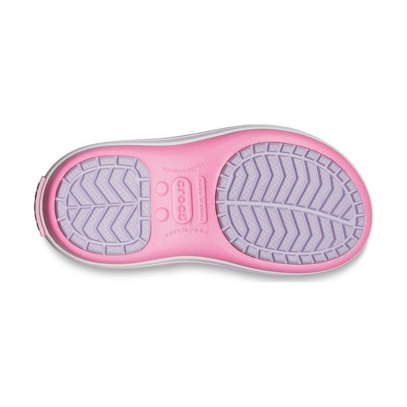 Crocs Crocband Winter Boot Pink Lemonade / Lavender