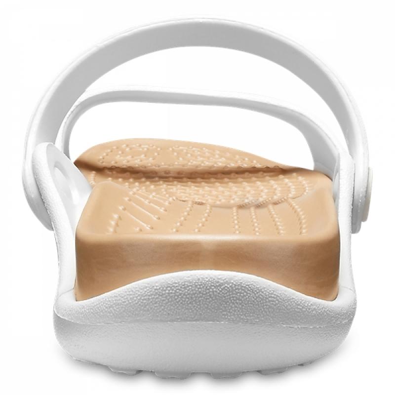 Cleo  Sandal Oyster / Gold