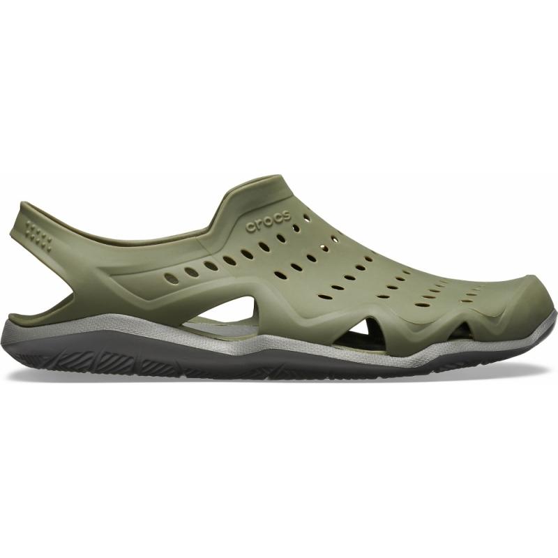 Swiftwater Wave Sandal Army Green / Slate Grey