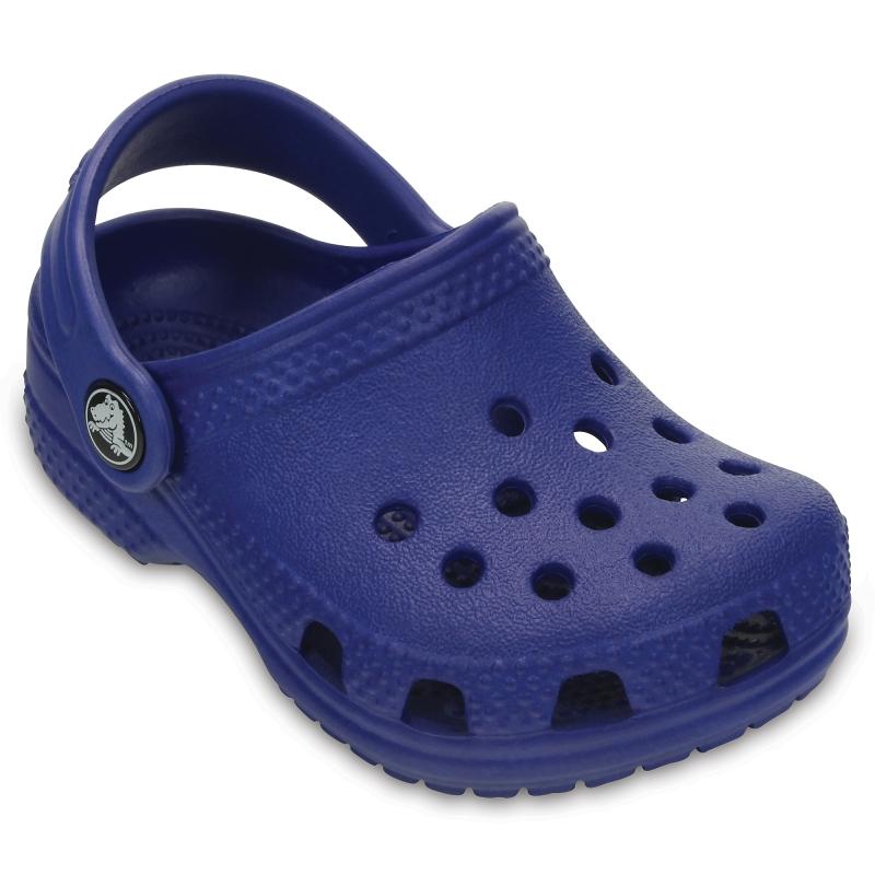 Kids' Crocs Littles Cerulean Blue