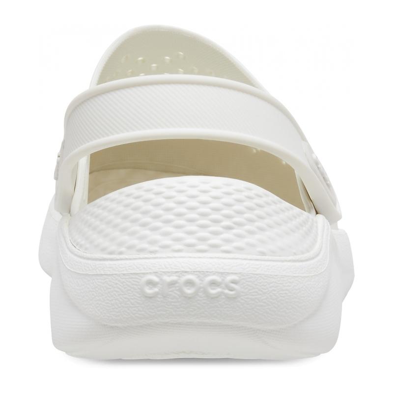 LiteRide Clog Almost White / Almost White