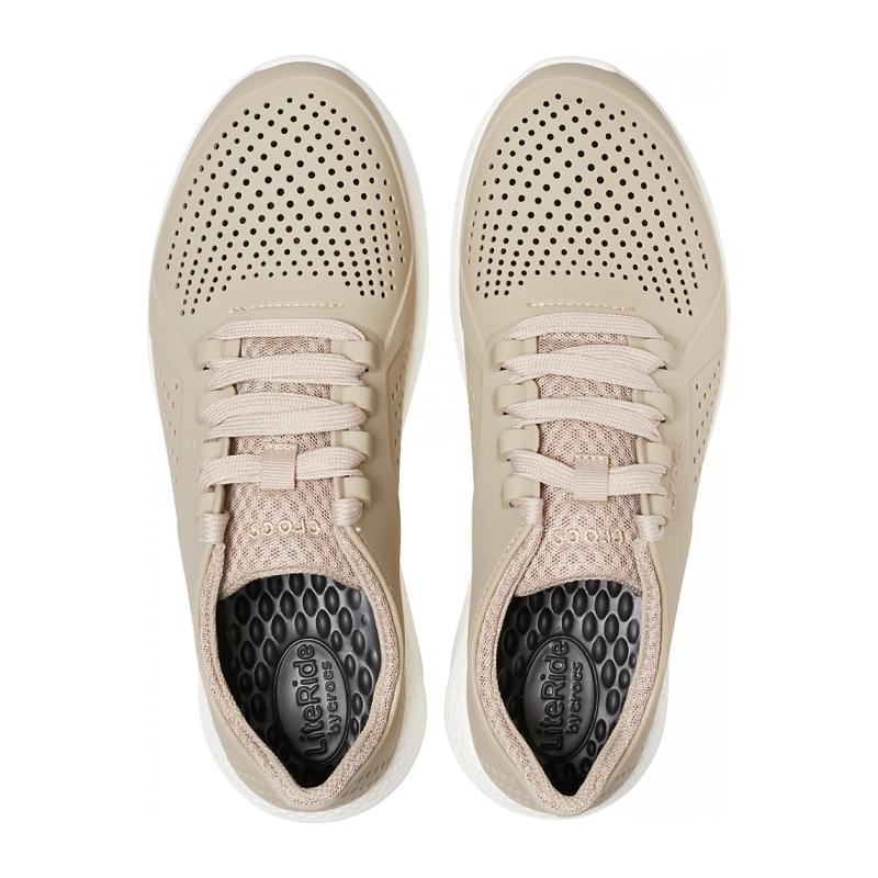 Men's LiteRide Pacer Cobblestone/White
