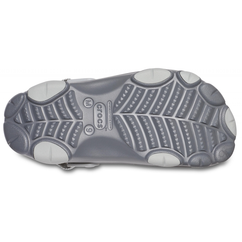 Classic All Terrain Clog Slate Grey
