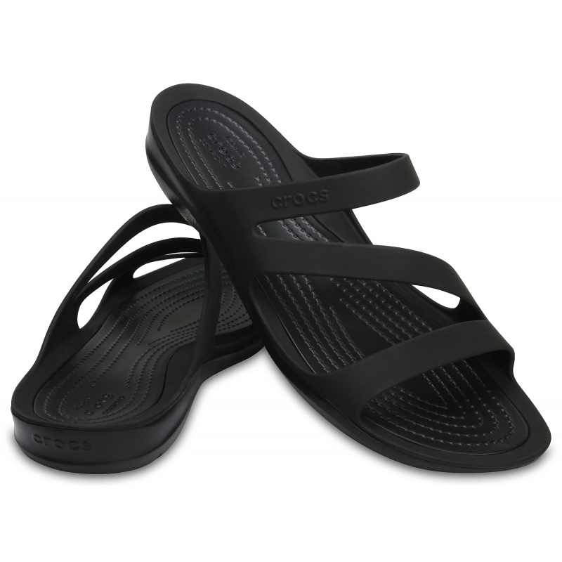 Women's Swiftwater Sandal Black/Black