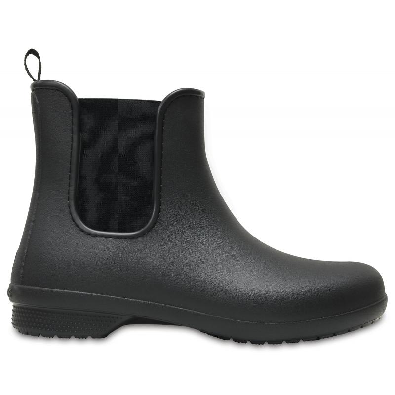 Freesail Chelsea Boot Black/Black