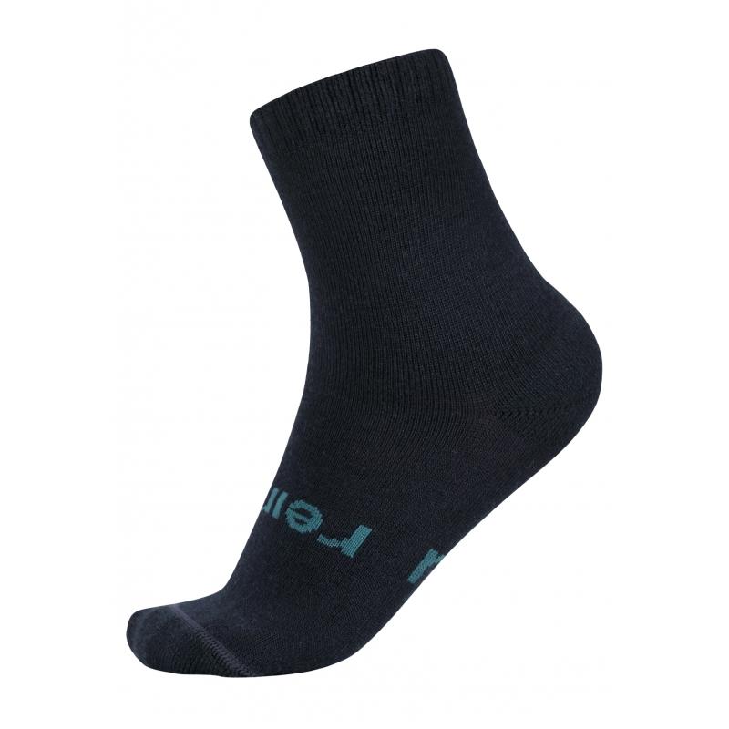 Warm Woolmix Socks Navy