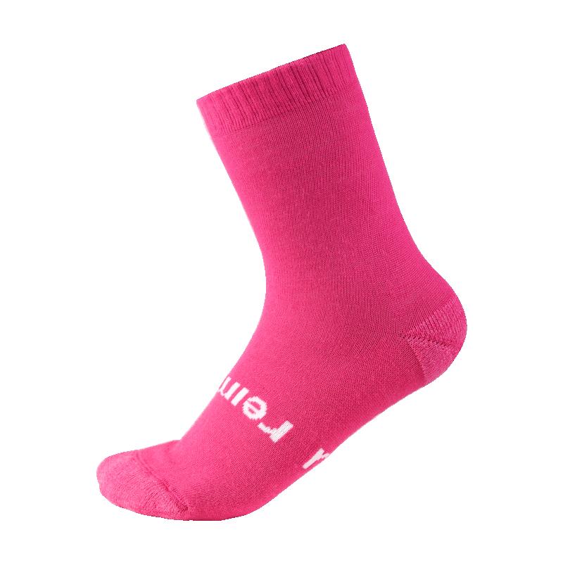 Warm Woolmix Socks Raspberry Pink