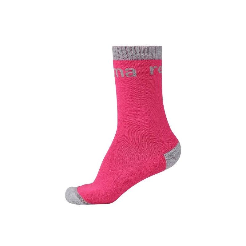 Boot Socks Raspberry Pink