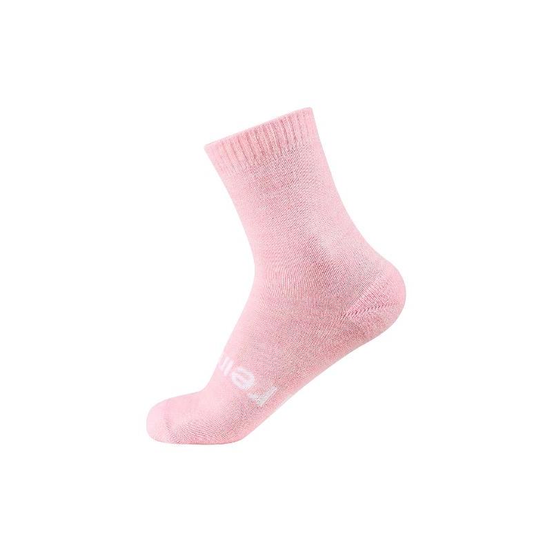Warm Woolmix Socks Powder Pink