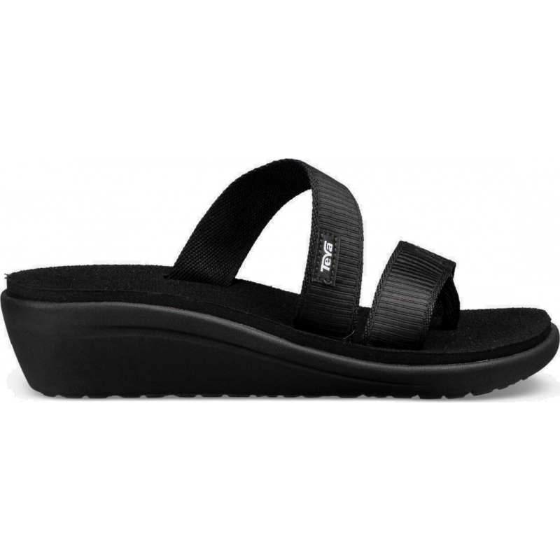 Voya Loma Wedge Livy Black