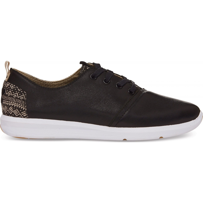 Suede Men's Viaje Sneaker Black