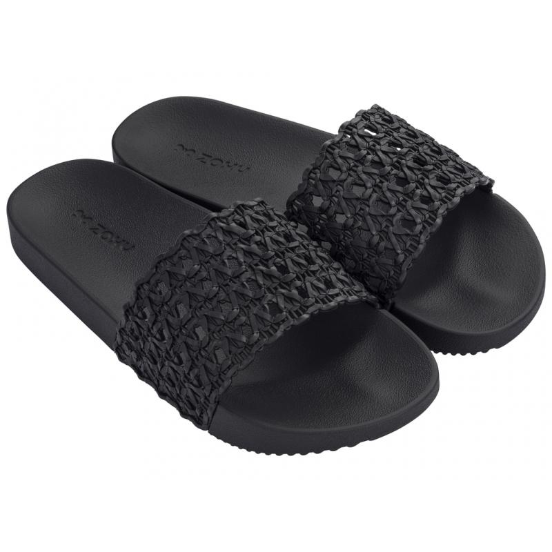 Snap Mesh Slide 17669 Black