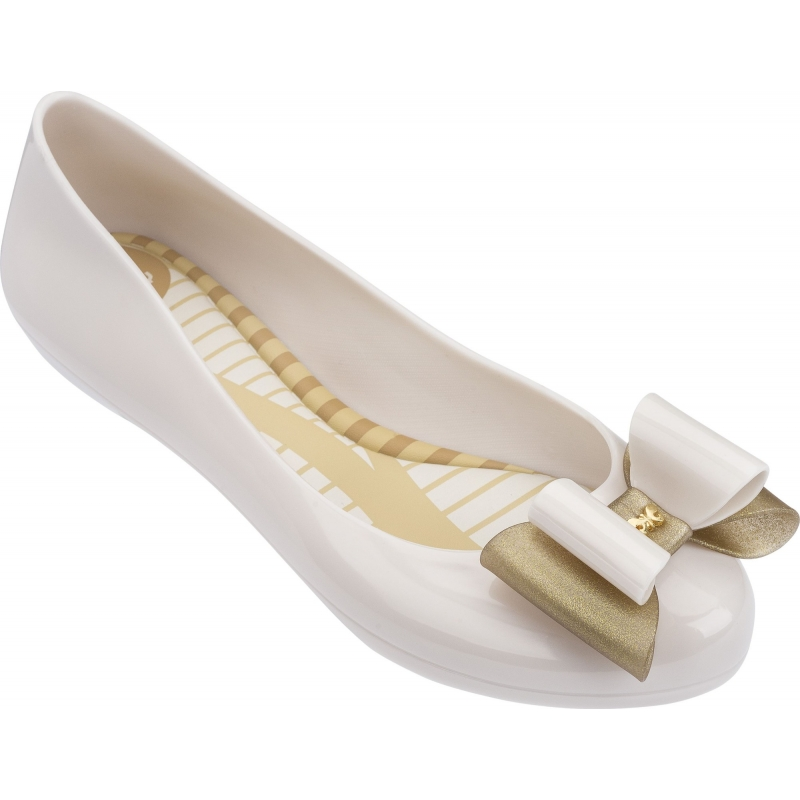 Pop Bow II Beige