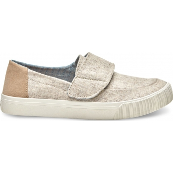 Wool Suede Women`s Altair Slipon Oatmeal