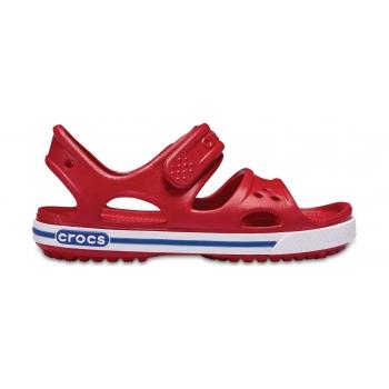 Crocband II Sandal PS Pepper/Blue Jeans
