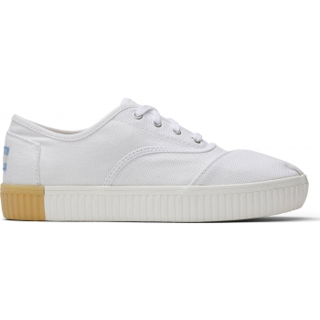 Heritage Canvas Women`s Cordones Indio White