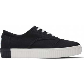 Heritage Canvas Women`s Cordones Indio Black