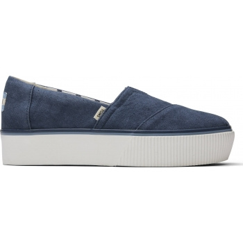 Vintage Canvas Women`s Alpargata Boardwalk Blue