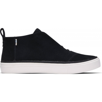Suede Women`s Riley Sneaker Black
