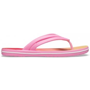 Crocs™ Crocband Ombre Flip Women`s Pink Lemonade/Multi