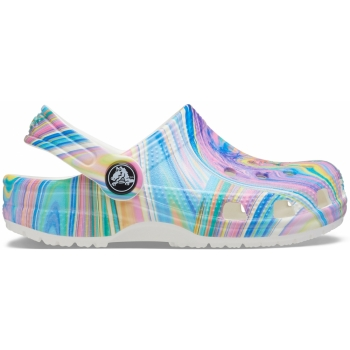 Classic Out of this Word II Clog Kid´s Multi / White