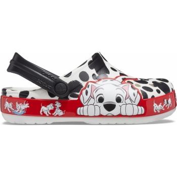 FL 101 Dalmatians Clog Kids White