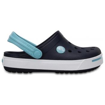 Crocband II Kids Navy/Ice Blue