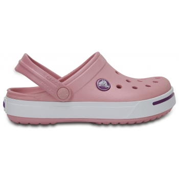 Crocband II Kids Petal Pink/Dahlia
