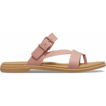 Crocs™ Tulum Toe Post Sandal W, Pale Blush