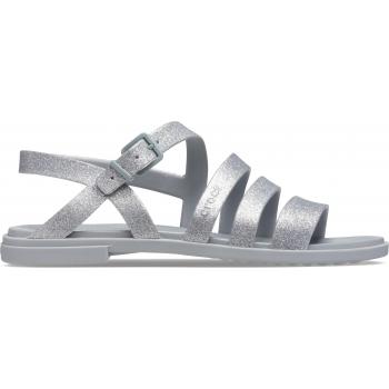 Tulum Glitter Sandal Women`s Silver Glitter