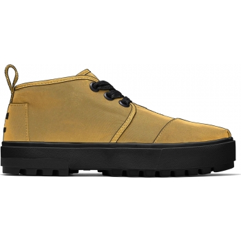 TOMS Heritage Canvas Women's Botas Lug Sneaker Spice Gold