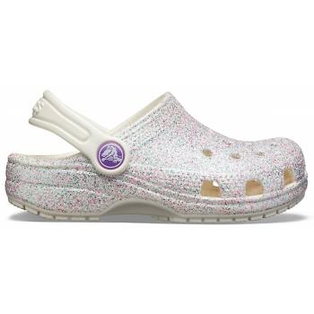 Kids' Classic Glitter Clog Oyster