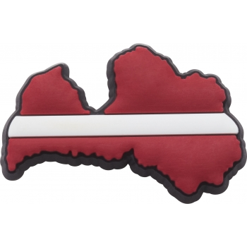 Crocs™ Crocs LATVIAN FLAG
