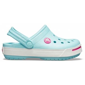 Crocband II Kids Ice Blue/Candy Pink