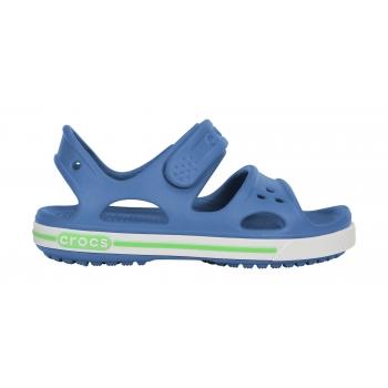Crocband™ II Sandal K Sea Blue/White
