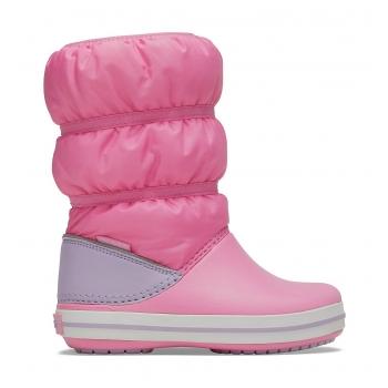 Crocband™  Winter Boot Pink Lemonade / Lavender
