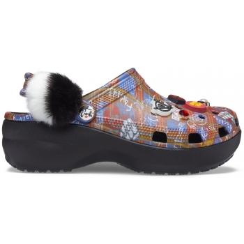 Crocs™  Classic Cruella II Platform Clog Women`s Black